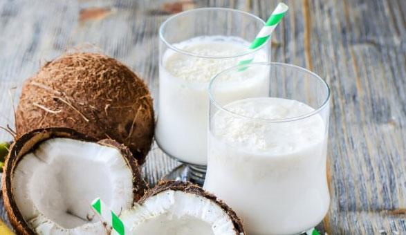 Smoothies à l'huile de coco|LBC