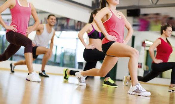 Vive la gym