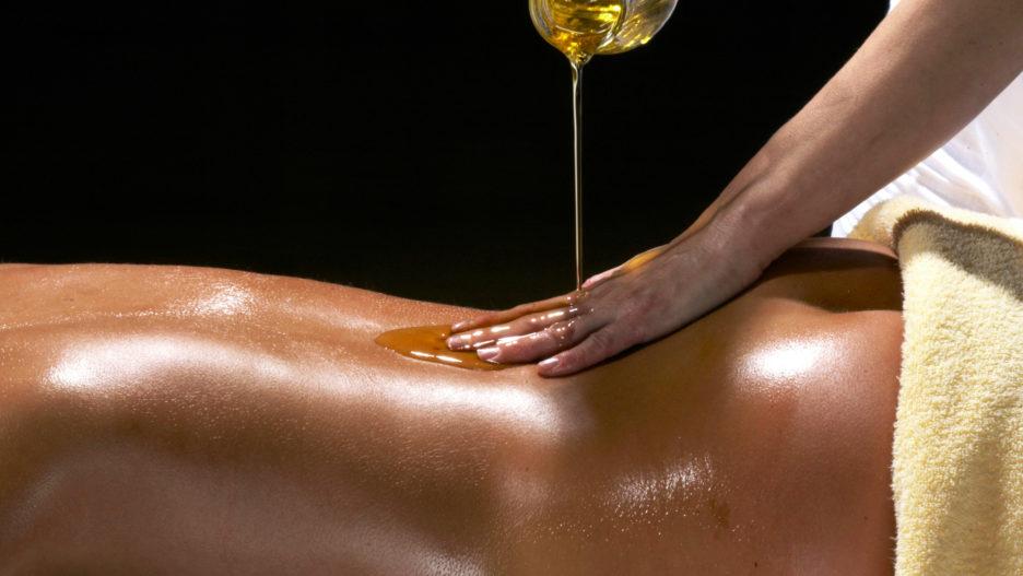 Le massage de l'ayurvéda