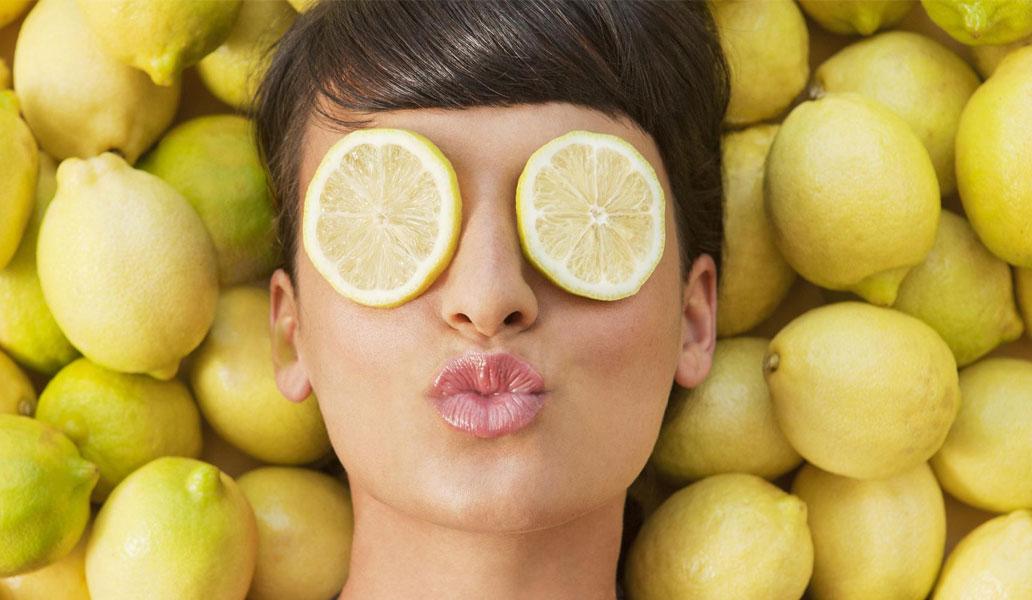 citron pour faire halte aux boutons