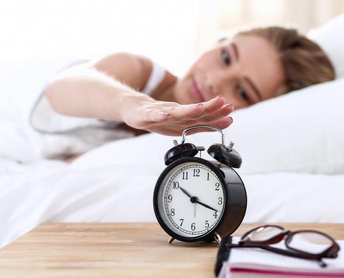 Respecter l'heure du réveil