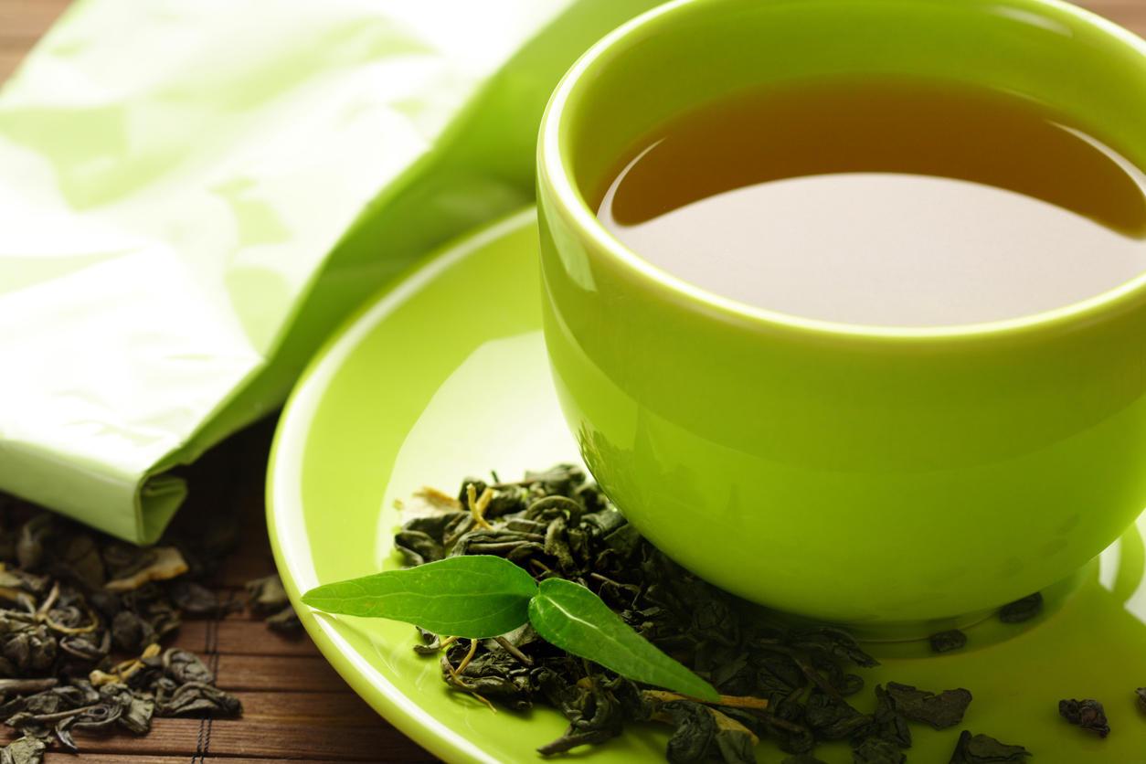 Le thé vert contre le stress oxydatif